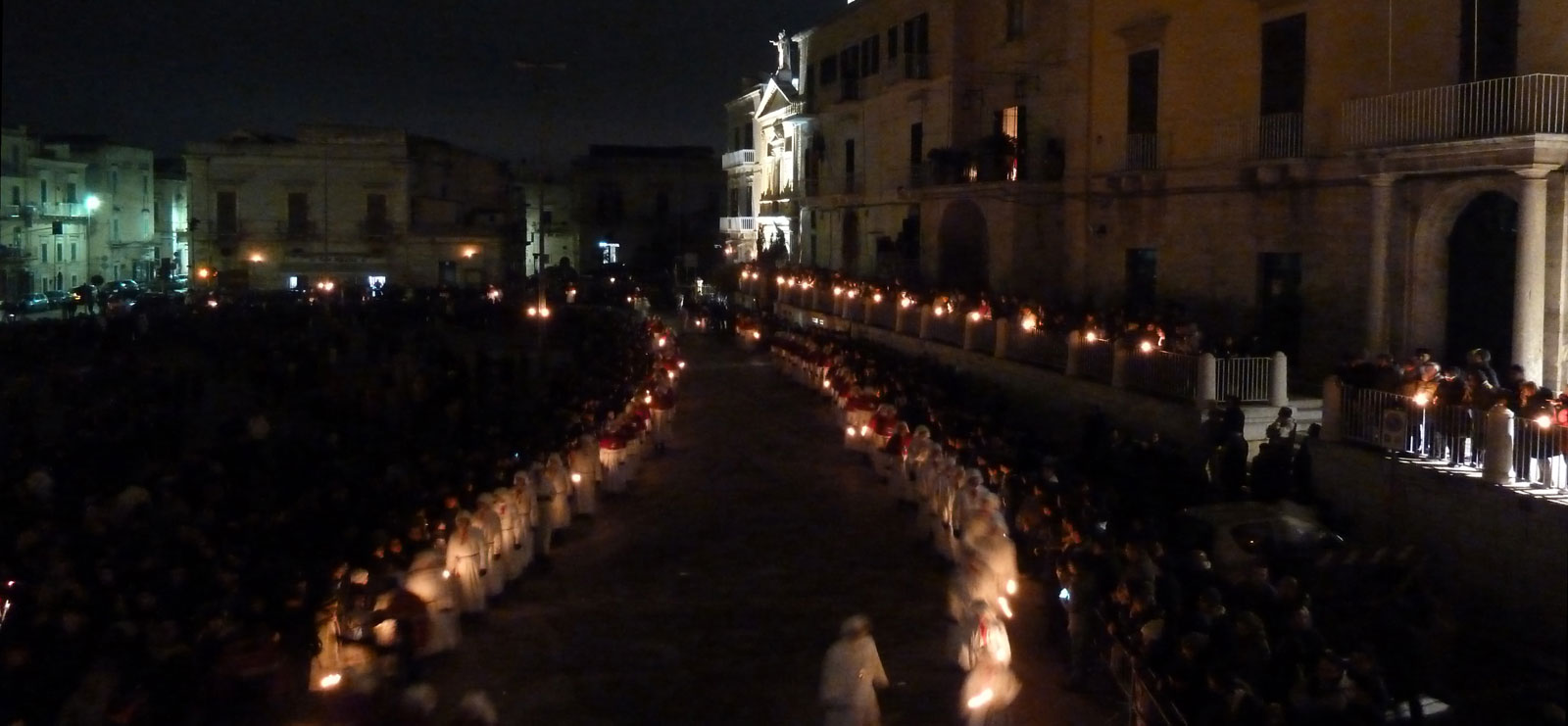 Holy week 2021 in Apulia region