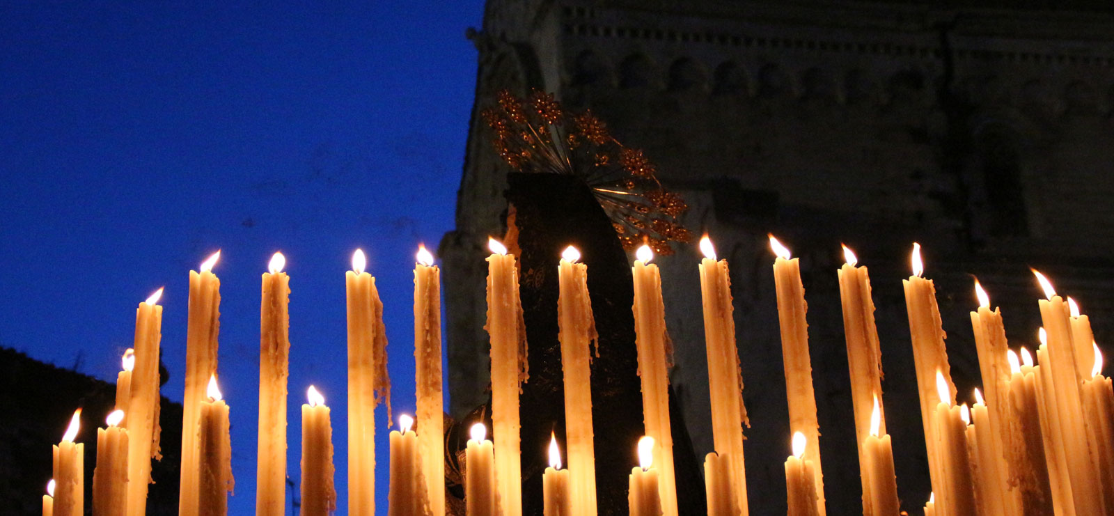 Holy week 2020 in Apulia region